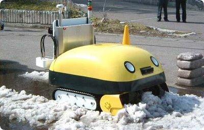 snowrobot