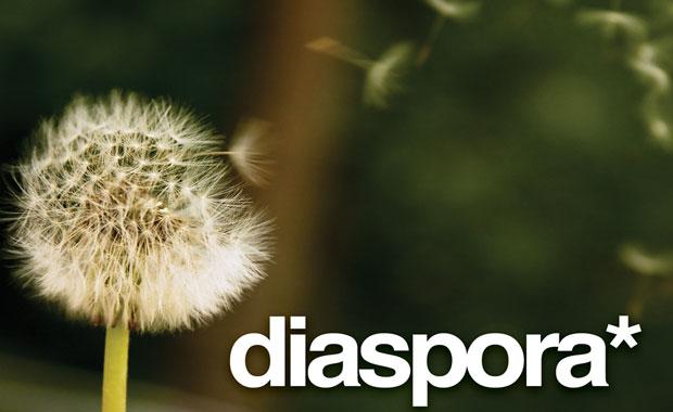 Decentralize the web with Diaspora