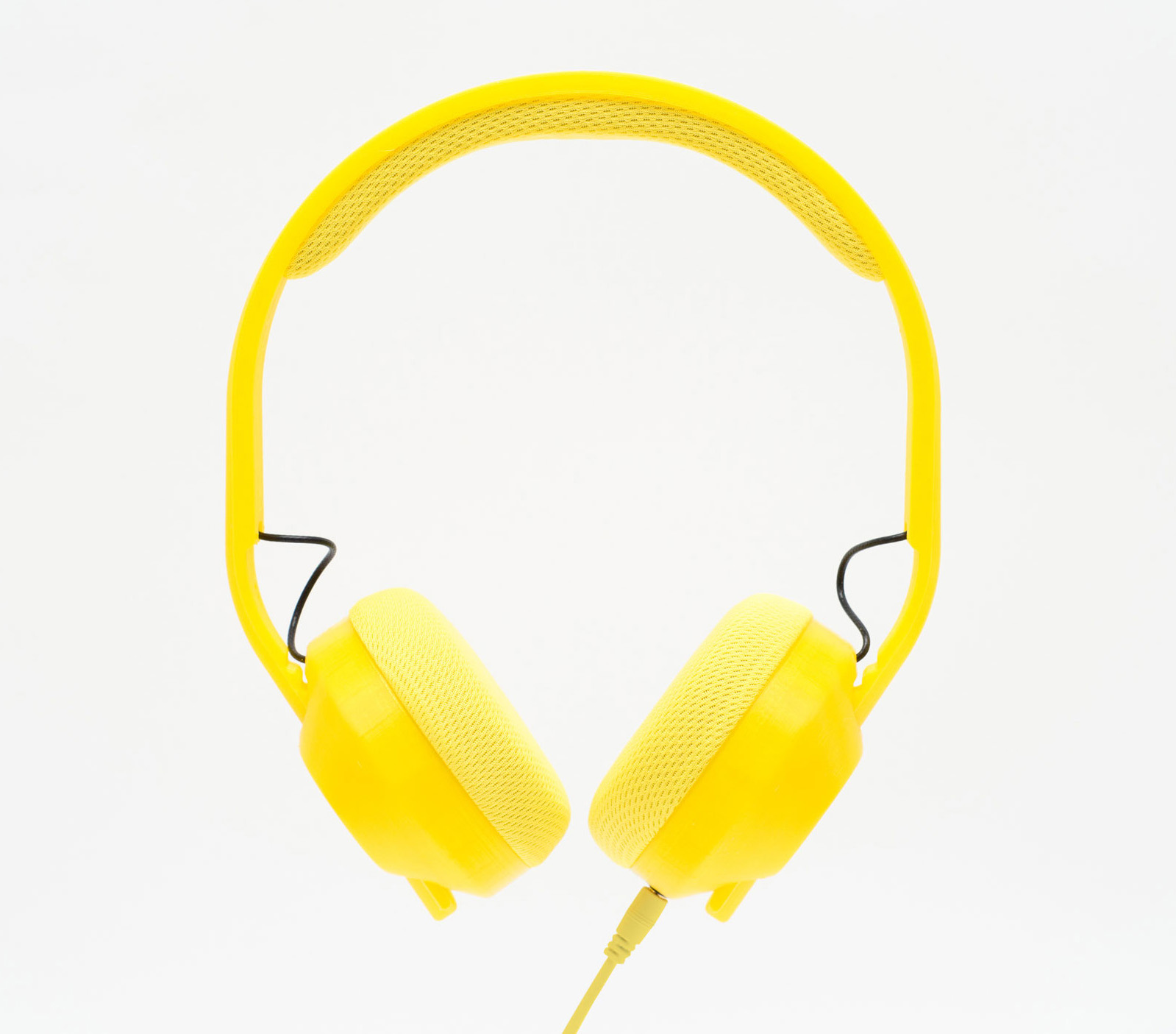 Print-Plus-headphones-yellow